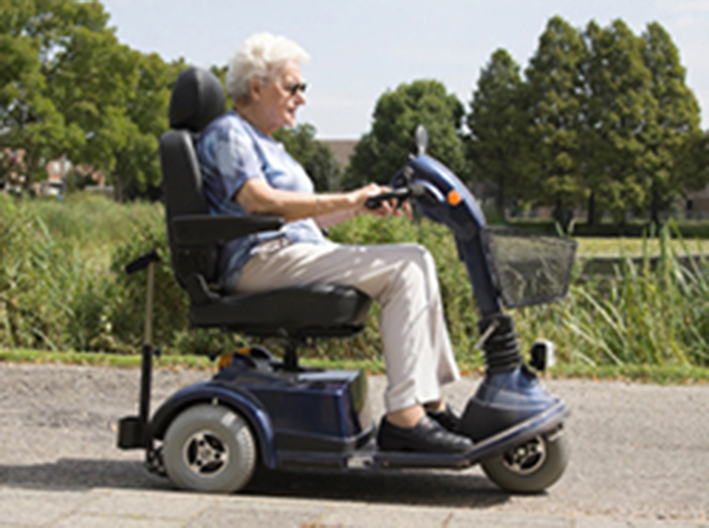 Mobility scooters product safety australia for Motorized cart for seniors