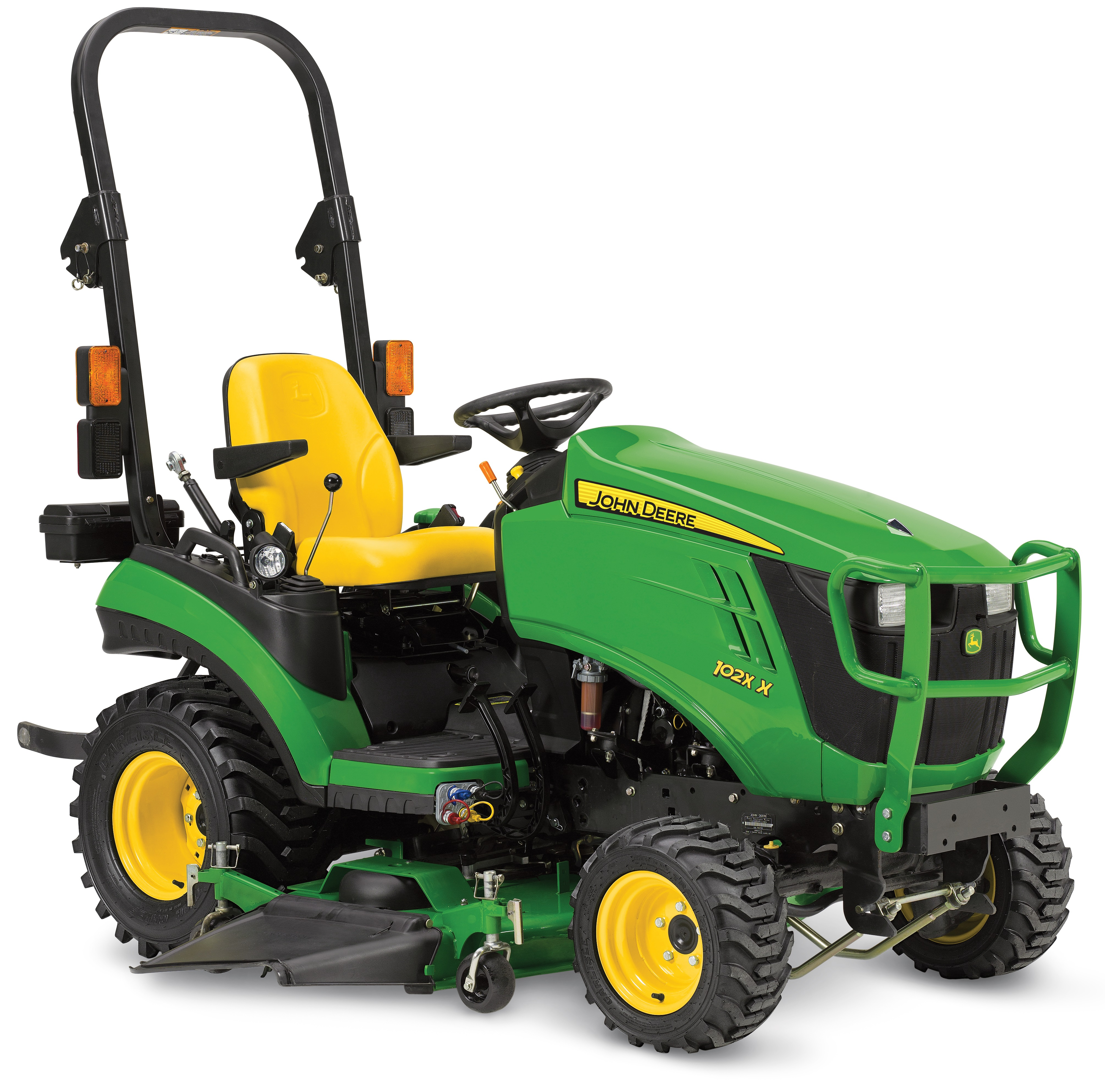 John Deere Compact Tractor Attachments : Deere company john limited — selected e