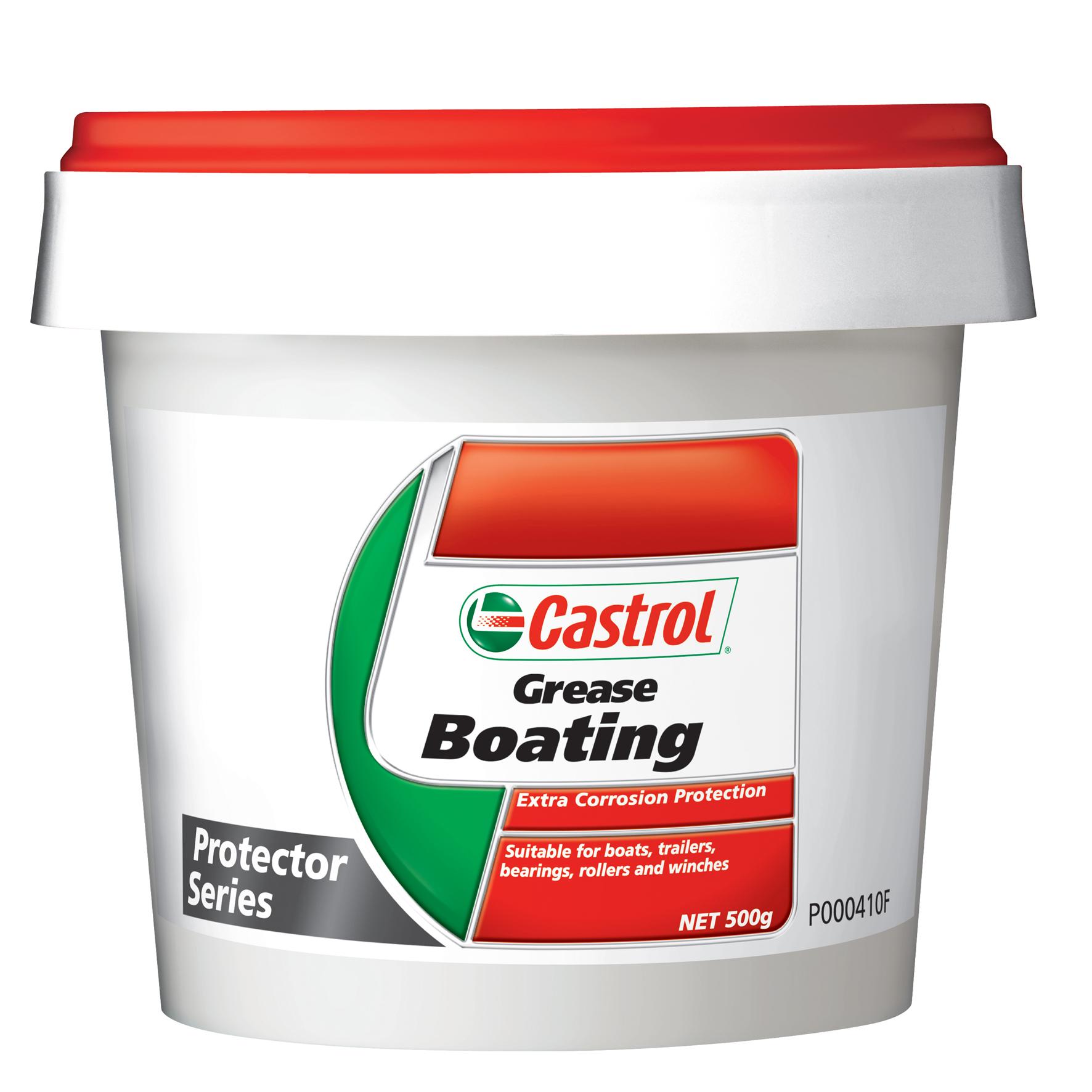 Bp Australia Pty Ltd Castrol Boating Grease And Castrol