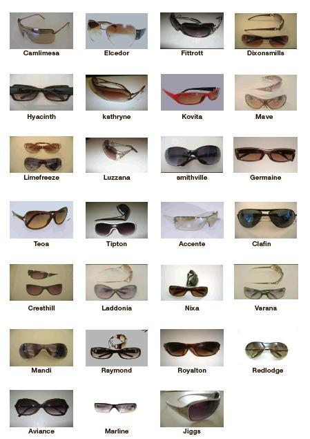 ALDO—Sunglasses and Fashion Spectacles