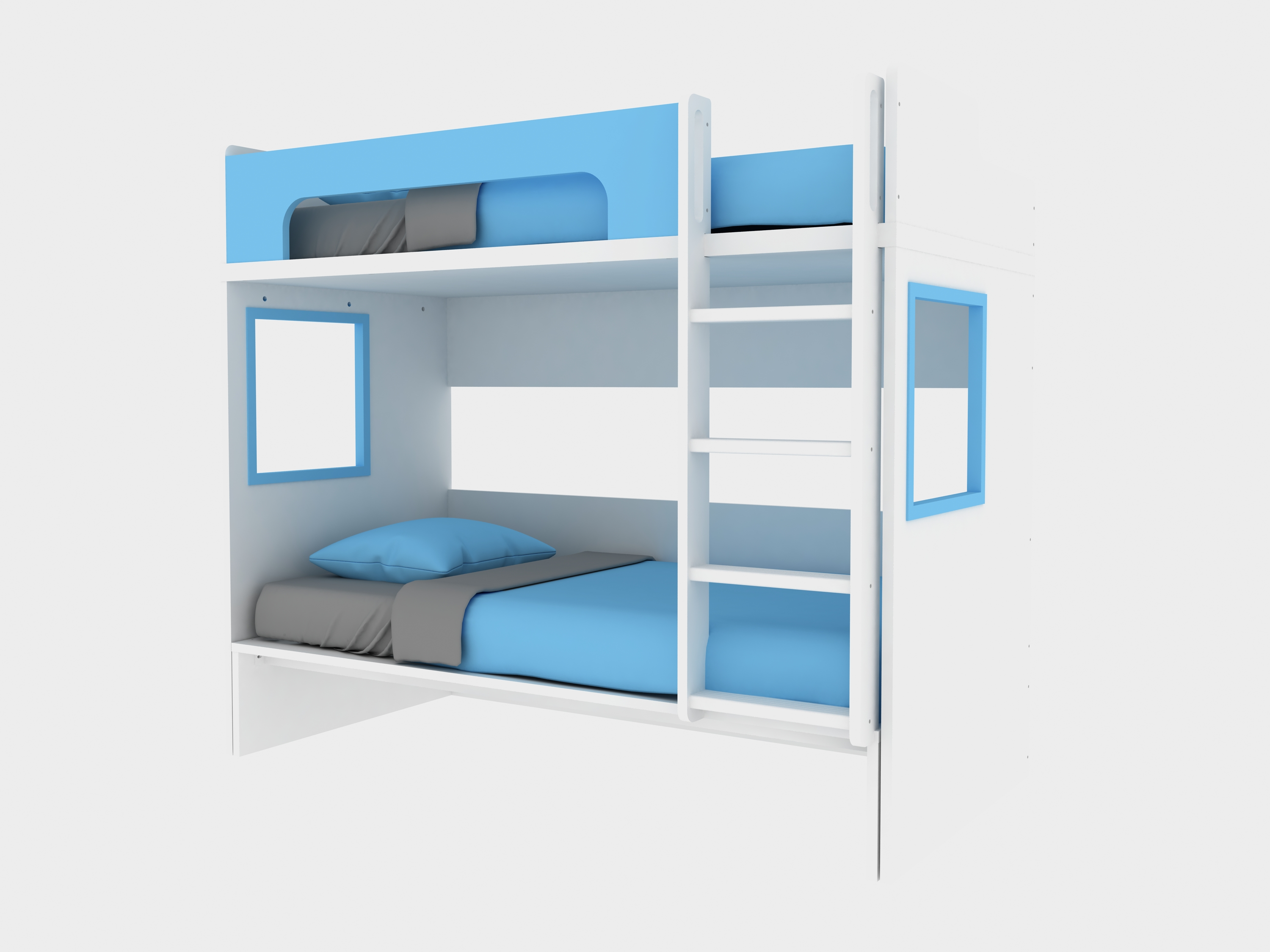 Picture of: Kidz Kingdom Furniture Andy Bunk Bed Product Safety Australia