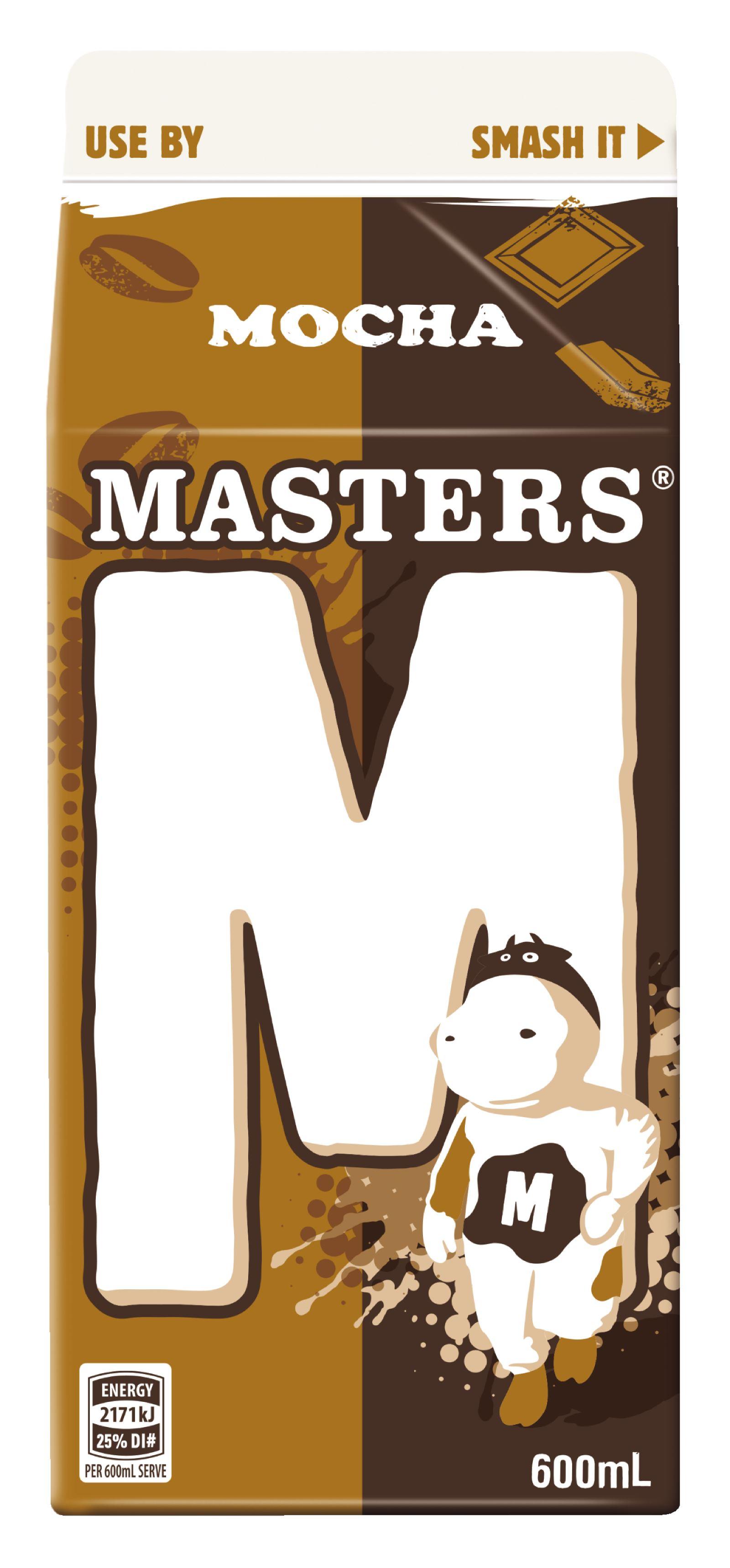 Lion Dairy Amp Drinks Pty Ltd Masters Flavoured Milk