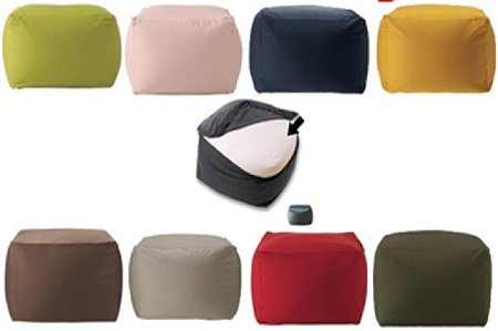 MUJI Retail Australia Pty Ltd Beads Sofa Cover