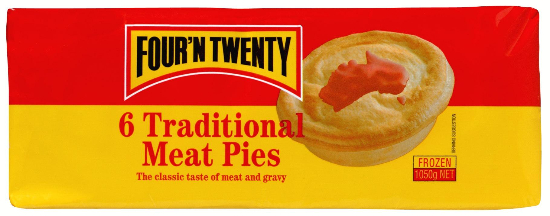 Takata Airbag >> Patties Foods Ltd—Four 'n Twenty Meat Pies | Product ...
