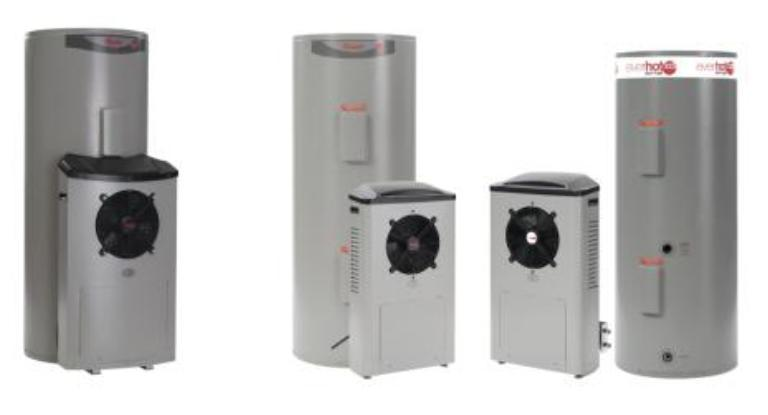 Rheem Australia Pty Ltd Rheem And Everhot Brand Heat Pump