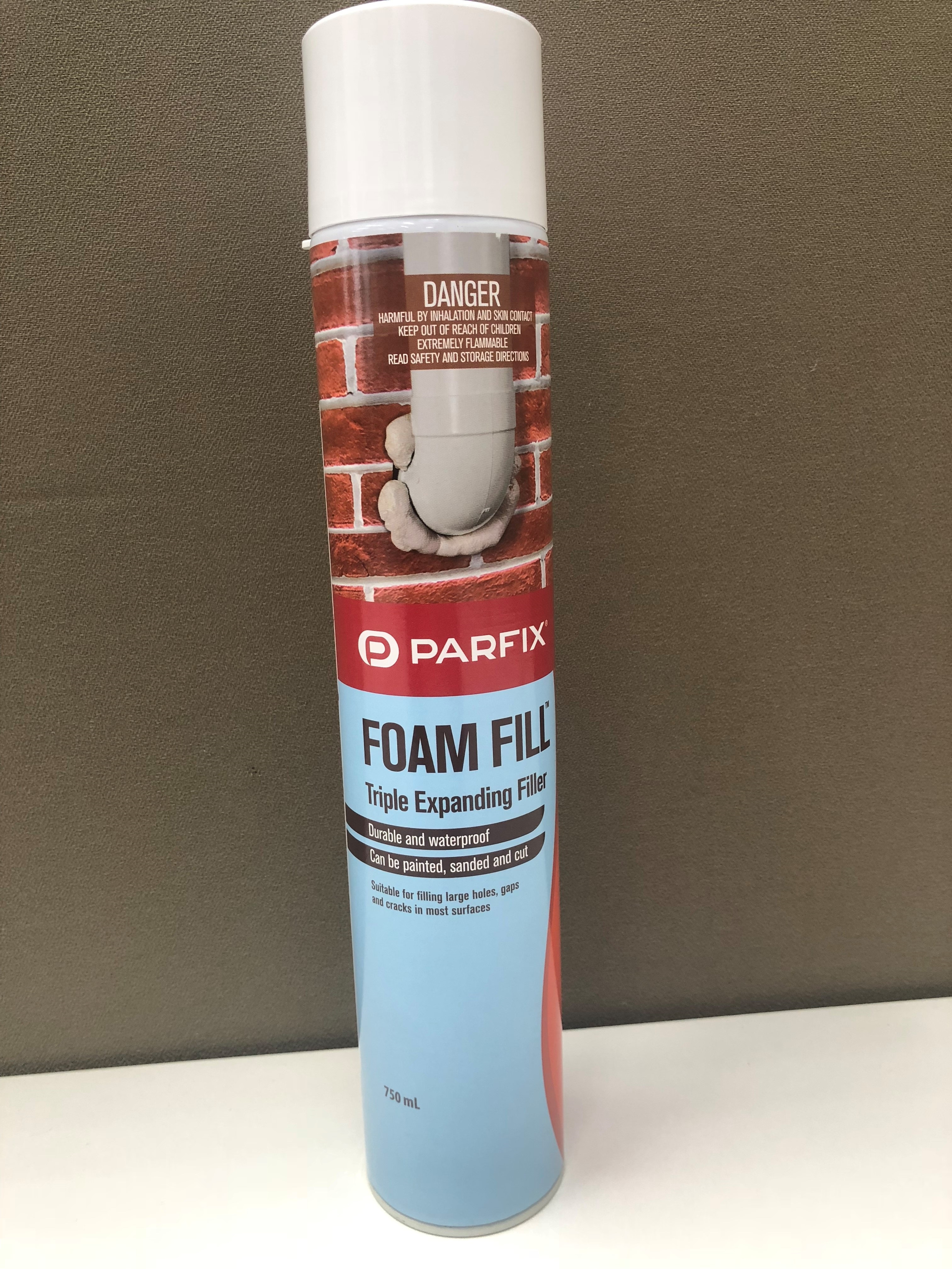 Selleys — Parfix Foam Fill Triple Expanding Filler 340 and