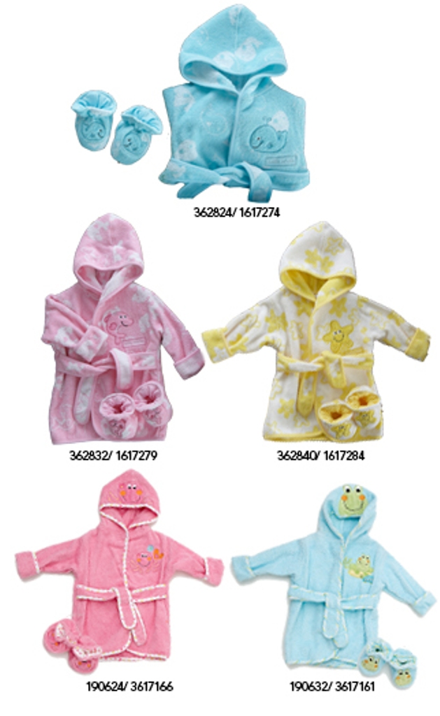 Toys Quot R Quot Us Koala Baby Bath Robes And Bootie Sets