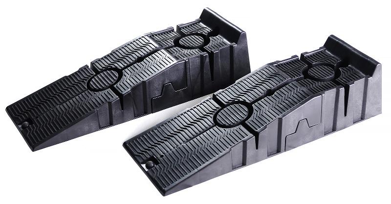 Two piece car ramps hyundai tucson boot liner 2018