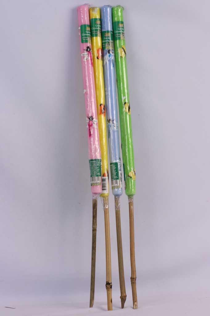 Austwide Wholesalers Pty Ltd Citronella Sticks Garden 64cm